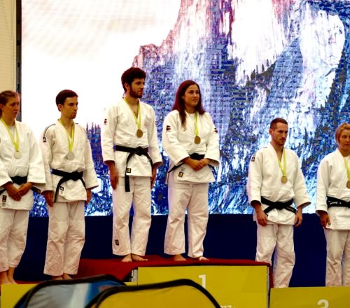 Coimbra and Rome take two gold medals of day 1
