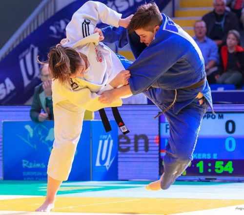 European Judo prospects to compete in EUC Coimbra 2017